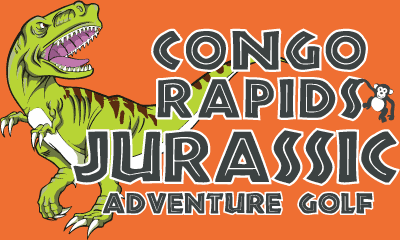 Congo Rapids Jurassic Adventure Golf